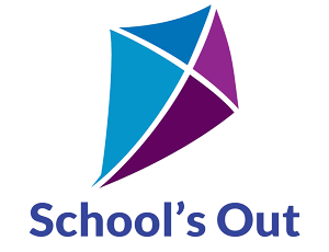 So Schools Out Logo White